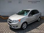 Foto venta Auto Seminuevo Chevrolet Aveo LTZ Aut (2017) color Plata Brillante precio $189,000