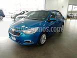 Foto venta Auto Seminuevo Chevrolet Aveo LTZ Aut (2018) color Azul precio $197,000