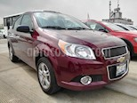 Foto venta Auto Seminuevo Chevrolet Aveo LTZ Aut (2016) color Rojo Tinto precio $149,000