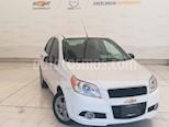Foto venta Auto Usado Chevrolet Aveo LTZ (2016) color Plata precio $150,000