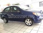 Foto venta Auto Seminuevo Chevrolet Aveo Paq C (2017) color Azul Oscuro precio $165,000