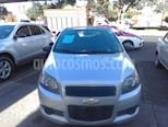 Foto venta Auto Seminuevo Chevrolet Aveo Paq C (2015) color Plata precio $124,000