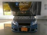Foto venta Auto Seminuevo Chevrolet Aveo Paq C (2012) color Azul precio $109,000