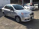 Foto venta Auto Seminuevo Chevrolet Aveo Paq E (2016) color Plata precio $153,000