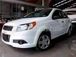 Foto venta Auto Seminuevo Chevrolet Aveo Paq M (2016) color Blanco precio $135,000