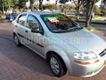 Foto venta Carro Usado Chevrolet Aveo sedan 1.600 Aire (2012) color Plata precio $19.500