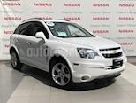 Foto venta Auto Usado Chevrolet Captiva Sport LT Piel V6 (2015) color Blanco precio $235,000