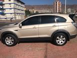 Foto venta Auto Usado Chevrolet Captiva  LS 2.4 4X2  (2013) color Beige precio $8.990.000