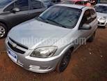 Foto venta Auto Usado Chevrolet Celta 3 Ptas Ls + Aa (2013) color Gris precio $195.000