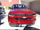 Foto venta Auto Seminuevo Chevrolet Cheyenne 2500 4x4 Crew Cab LT (2018) color Rojo precio $680,000