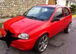 Foto venta carro usado Chevrolet Corsa 3 Puertas Sinc. A-A color Rojo precio BoF18.000.000