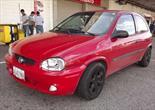 Foto venta carro usado Chevrolet Corsa 3 Puertas Sinc. A-A (2006) color Rojo precio BoF18.000.000