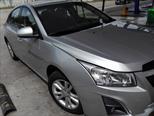 Foto venta Auto usado Chevrolet Cruze 1.8 Aut Full  (2013) color Plata Metalico precio $7.800.000