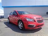 Foto venta carro usado Chevrolet Cruze 1.8 (2015) color Rojo precio BoF4.760.000