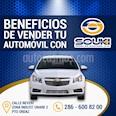 Foto venta carro usado Chevrolet Cruze 1.8 (2013) color Blanco precio u$s6.800
