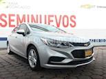 Foto venta Auto Seminuevo Chevrolet Cruze LS  (2017) color Plata precio $239,000
