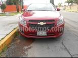 Foto venta Auto Usado Chevrolet Cruze LT  (2013) color Rojo precio $135,000