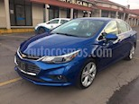 Foto venta Auto Seminuevo Chevrolet Cruze Premier Aut (2017) color Azul precio $280,000