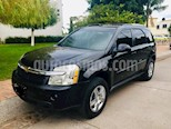 Foto venta Auto usado Chevrolet Equinox LT (2008) color Negro precio $88,500