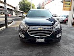 Foto venta Auto Usado Chevrolet Equinox LTZ (2017) color Negro precio $349,000