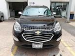 Foto venta Auto Seminuevo Chevrolet Equinox LTZ (2017) color Negro precio $405,000