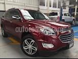 Foto venta Auto Seminuevo Chevrolet Equinox LTZ (2017) color Rojo precio $380,000