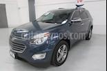 Foto venta Auto Seminuevo Chevrolet Equinox LTZ (2016) color Azul precio $305,000