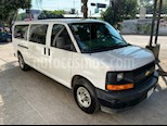Foto venta Auto Seminuevo Chevrolet Express Passenger Van LS 15 pas 5.3L (2017) color Blanco precio $549,000