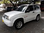 Foto venta Carro usado Chevrolet Grand Vitara 3P 1.6L 4x4 (2007) color Blanco precio $29.800.000