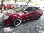 Foto venta Carro Usado Chevrolet Optra 1.4 Mec 4P (2004) color Rojo precio $15.500.000