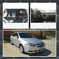 Foto venta carro usado Chevrolet Optra Advance 1.8L Aut (2009) color Plata precio u$s2.900