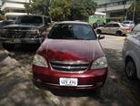 Foto venta carro usado Chevrolet Optra Design 1.8L Aut (2010) color Rojo precio u$s1.650