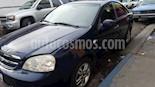Foto venta carro usado Chevrolet Optra Limited (2008) color Azul precio BoF2.100