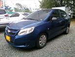 Foto venta Carro Usado Chevrolet Sail LS  (2014) color Azul precio $27.000.000
