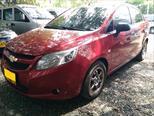Foto venta Carro Usado Chevrolet Sail LS  (2015) color Rojo precio $30.000.000