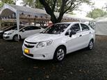 Foto venta Carro Usado Chevrolet Sail LS  (2014) color Blanco precio $28.000.000