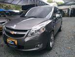 Foto venta Carro Usado Chevrolet Sail LS  (2015) color Gris Galapagos precio $30.500.000