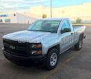 Foto venta Auto usado Chevrolet Silverado 1500 Cab Reg Paq A (2014) color Gris precio $255,000