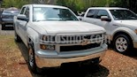 Foto venta Auto usado Chevrolet Silverado 1500 Super Lujo (2014) color Blanco precio $378,500
