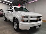 Foto venta carro usado Chevrolet Silverado LT 5.3L Doble Cabina 4x4 (2015) color Blanco precio BoF1.750.000.000
