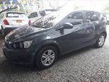 Foto venta Carro usado Chevrolet Sonic Hatchback  1.6 LT (2013) color Gris precio $31.000.000