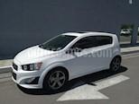 Foto venta Auto Seminuevo Chevrolet Sonic RS 1.4L (2016) color Blanco precio $235,000