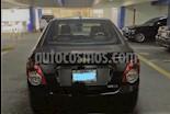 Foto venta Auto Usado Chevrolet Sonic Sedan 1.6 LT Full Aut (2014) color Marron precio u$s9,500