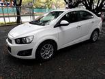Foto venta Carro Usado Chevrolet Sonic 1.6 LT Aut (2013) color Blanco precio $34.500.000
