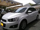 Foto venta Carro usado Chevrolet Sonic 1.6 LT Aut (2013) color Blanco Artico precio $32.500.000