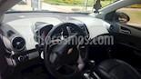 Foto venta Carro usado Chevrolet Sonic 1.6 LT Aut (2015) color Azul precio $35.000.000