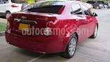 Foto venta Carro usado Chevrolet Sonic 1.6 LT Aut (2015) color Rojo precio $34.000.000