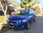 Foto venta Auto usado Chevrolet Sonic 1.6 LT  (2012) color Azul precio $5.300.000