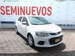 Foto venta Auto Seminuevo Chevrolet Sonic LS (2017) color Blanco precio $195,000