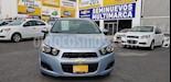Foto venta Auto Seminuevo Chevrolet Sonic LT Aut (2014) color Azul Claro precio $138,900